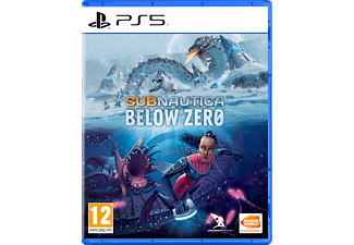Subnautica: Below Zero UK PS5