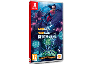 Subnautica + Subnautica: Below Zero UK Switch