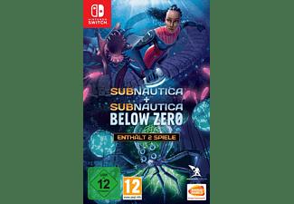 Subnautica + Subnautica: Below Zero - [Nintendo Switch]