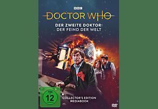 Doctor Who: Der Zweite Doktor - Der Feind der Welt DVD