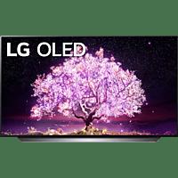LG OLED55C17LB OLED TV (Flat, 55 Zoll / 139 cm, UHD 4K, SMART TV, webOS 6.0 mit LG ThinQ)