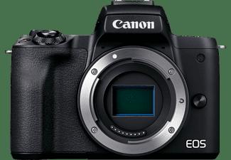 CANON Appareil photo hybride EOS M50 Mark II Boîtier Noir