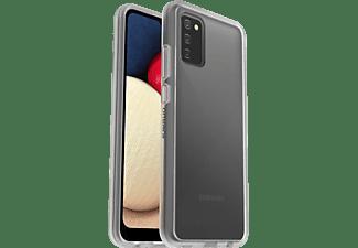 OTTERBOX REACT, Backcover, Samsung, Galaxy A02S, Schwarz