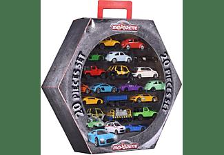 MAJORETTE 20-teiliges Geschenkset Spielzeugautos Mehrfarbig