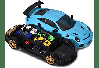 MAJORETTE Porsche 911 GT3 RS Carry Case Spielzeugauto Blau