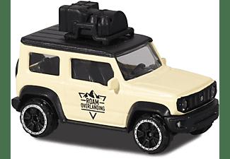 MAJORETTE Suzuki Jimny 5er Geschenkset Spielzeugautos Mehrfarbig