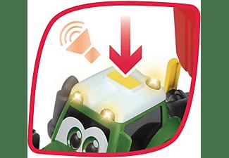 DICKIE TOYS ABC Fendti Farm Trailer, Traktor mit Anhänger Spielzeugauto Mehrfarbig