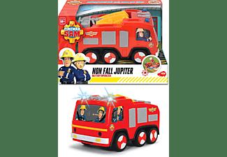 DICKIE TOYS Feuerwehrmann Sam Non Fall Jupiter Spielzeugauto Rot