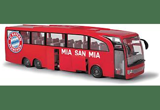 DICKIE TOYS FC Bayern Touring Bus Spielzeugauto Rot