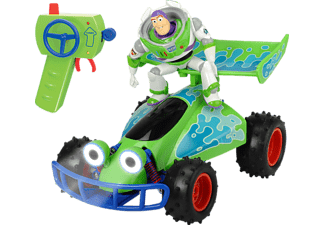 DICKIE TOYS RC Auto Toy Story Crash Buggy mit Buzz Figur RC Auto Mehrfarbig