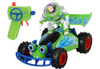 DICKIE TOYS RC Auto Toy Story Buggy mit Buzz Figur RC Auto Mehrfarbig
