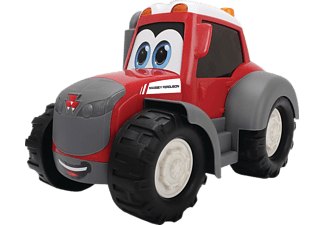 DICKIE TOYS ABC Massey Ferguson Traktor Spielzeugauto Rot