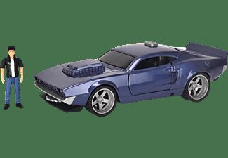 DICKIE TOYS Fast & Furious Spy Racers Feature Ion Tresher inklusive Figur Spielzeugauto Mehrfarbig