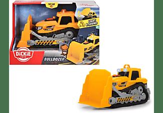 DICKIE TOYS Bulldozer Spielzeugauto Gelb