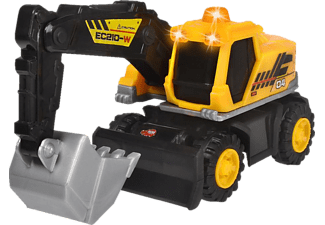 DICKIE TOYS Bagger Spielzeugauto Gelb