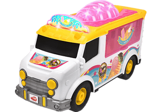 DICKIE TOYS Ice Cream Van, Eiswagen Spielzeugauto Mehrfarbig