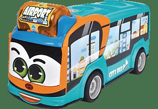 DICKIE TOYS ABC BYD City Bus Spielzeugauto Mehrfarbig