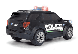 DICKIE TOYS Ford Police Interceptor, Polizeiauto Spielzeugauto Mehrfarbig