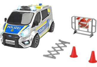 DICKIE TOYS Ford Transit Polizei, Polizeibus Spielzeugauto Mehrfarbig