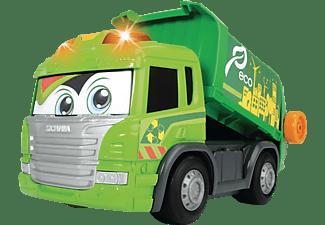 DICKIE TOYS Happy Müllauto Spielzeugauto Grün