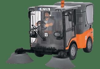 DICKIE TOYS Kärcher Kehrmaschine Spielzeugauto Orange