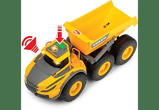 DICKIE TOYS Volvo Muldenkipper Spielzeugauto Gelb