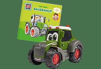 DICKIE TOYS Was ist Was - Bauernhof Spielzeugauto Grün