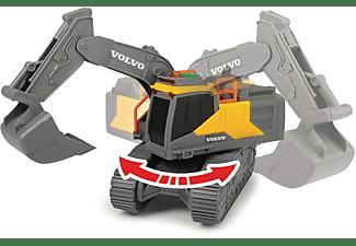 DICKIE TOYS Volvo Schaufelbagger Spielzeugauto Gelb