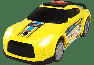DICKIE TOYS Nissan GT-R, Wheelie Raiders, Monster-Truck Spielzeugauto Mehrfarbig