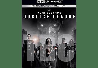 Zack Snyder's Justice League - 4K Blu-ray