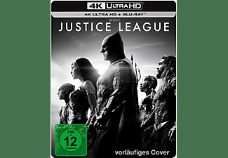 Zack Snyder's Justice League (Steelbook) 4K Ultra HD Blu-ray