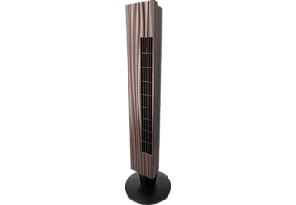 BECOOL BC100TU2166F Turmventilator Holz (65 Watt)