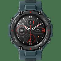 TRUST T-Rex Pro Smartwatch Polycarbonat Silikon, 75 mm + 100 mm, Blau