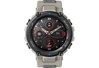TRUST T-Rex Pro Smartwatch Polycarbonat Silikon, 75 mm + 100 mm, Grau