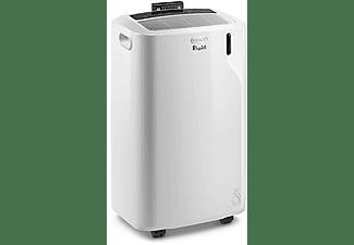 Aire acondicionado portátil - De'Longhi PAC EM82, 2040 frig/h, 80 m³, 3 velocidades, Gas Eco-Friendly, Blanco
