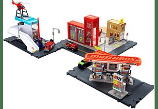 MATCHBOX GVY84 Tankstelle Spielset Mehrfarbig