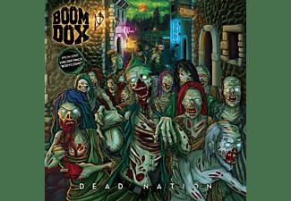 Boom Dox - Dead Nation (Lim.Yellow Vinyl)  - (Vinyl)