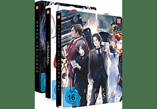 Project Itoh - Filme 1-3 Blu-ray + DVD