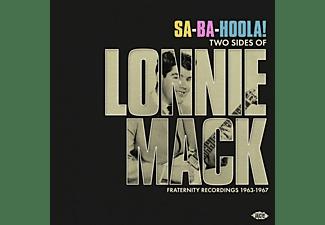 Lonnie Mack - Fraternity Recordings 1963-1967 (Black Vinyl)  - (Vinyl)