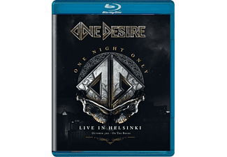 One Desire - One Night Only - Live in Helsinki  - (Blu-ray)