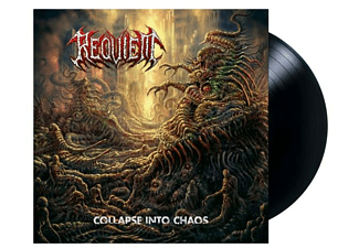 Requiem - COLLAPSE INTO CHAOS  - (Vinyl)