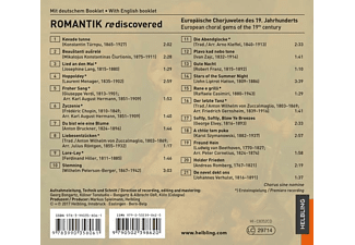 Johannes / Chorus Sine Nomine Hiemetsberger - Romantik rediscovered  - (CD)