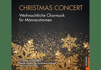 Hans-joachim/sonux Ensemble Lustig - Christmas Concert  - (CD)