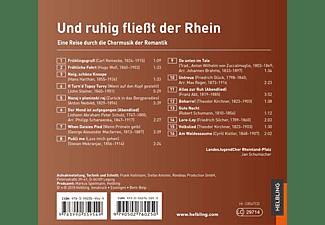 Jan/landesjugendchor Rheinlandpfalz Schumacher - Und ruhig fließt der Rhein  - (CD)