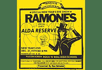 Ramones - Live at The Palladium,New York,NY (12/31/79)  - (Vinyl)