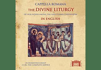 Cappella Romana - The Divine Liturgy  - (CD)