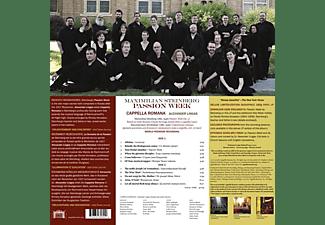 Alexander/cappella Romana Lingas - Passion Week  - (Vinyl)