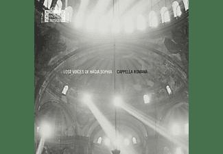 Alexander/cappella Romana Lingas - Lost Voices of Hagia Sophia  - (CD + Blu-ray Audio)
