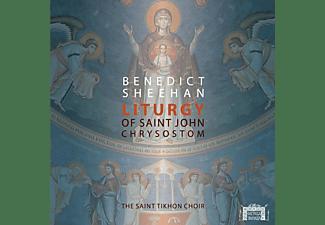 Benedict/the Saint Tikhon Choir Sheehan - Liturgy of St.John Chrysostom  - (CD + Blu-ray Audio)
