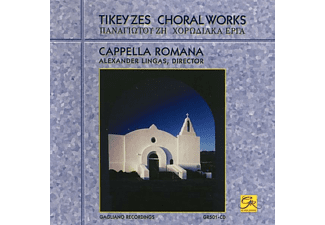 Cappella Romana - Choral Works  - (CD)